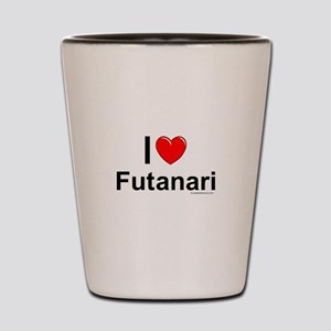 Futanari Shot Glass