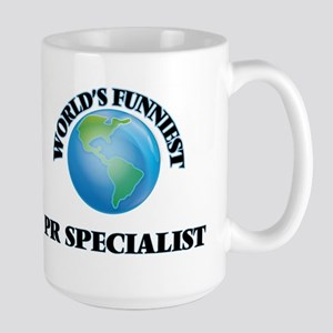 World's Funniest Pr Specialist Mugs