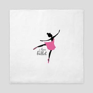 Ballerina Queen Duvet