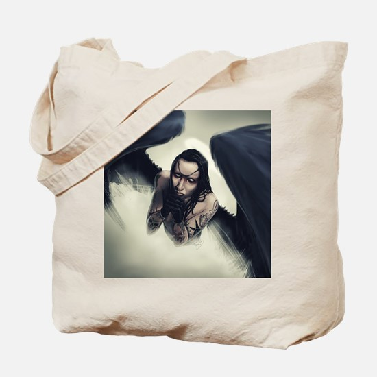 Cute Manson Tote Bag
