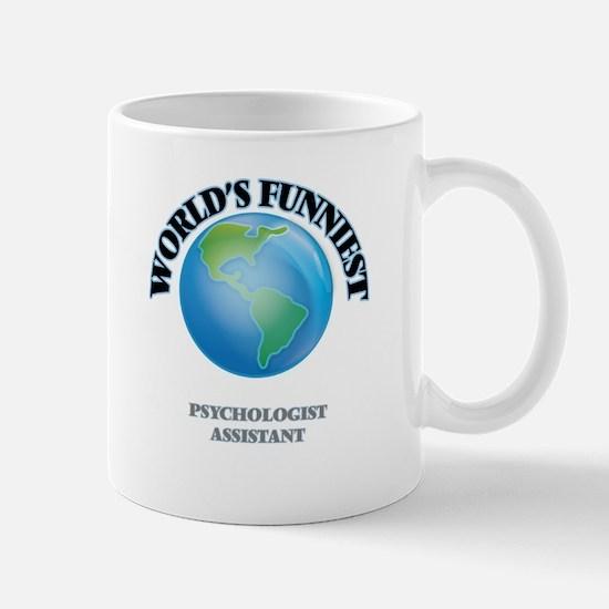 World's Funniest Psychologist Assistant Mugs