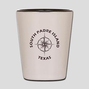 Texas - South Padre Island Shot Glass