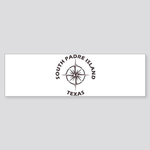 Texas - South Padre Island Bumper Sticker