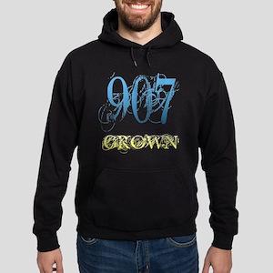 907 Grown Hoodie (dark)