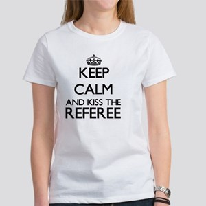 Keep calm and kiss the Referee T-Shirt