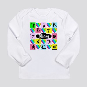 FIERCE GYMNAST Long Sleeve Infant T-Shirt