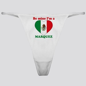 Marquez, Valentine's Day Classic Thong