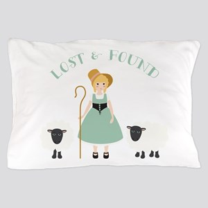 Lost & Found Pillow Case