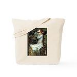Ophelia's Dachshund Tote Bag