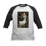 Ophelia's Dachshund Kids Baseball Jersey
