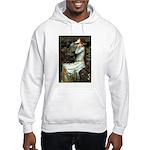 Ophelia's Dachshund Hooded Sweatshirt