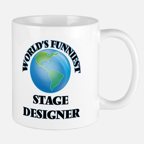 World's Funniest Stage Designer Mugs