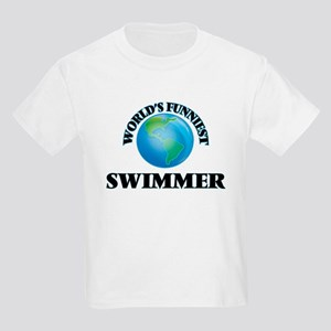 World's Funniest Swimmer T-Shirt