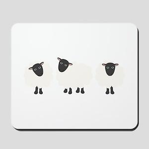 Count Sheep Mousepad
