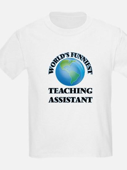 World's Funniest Teaching Assistant T-Shirt