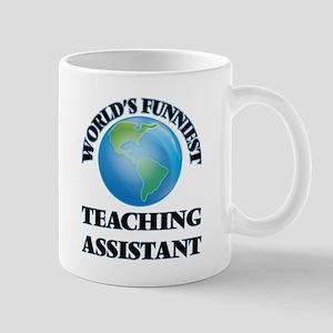 World's Funniest Teaching Assistant Mugs