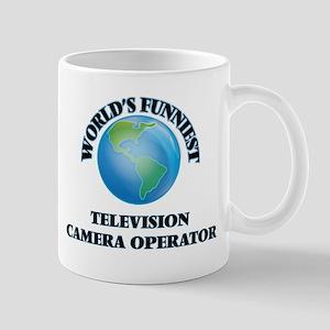 World's Funniest Television Camera Operator Mugs