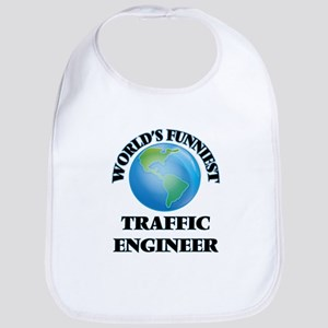 World's Funniest Traffic Engineer Bib