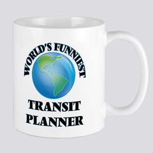 World's Funniest Transit Planner Mugs