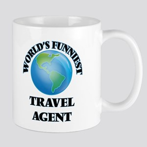 World's Funniest Travel Agent Mugs