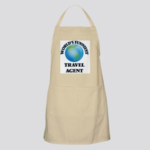 World's Funniest Travel Agent Apron