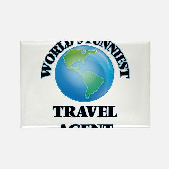 World's Funniest Travel Agent Magnets