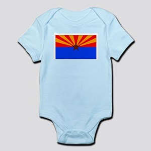 Arizona State Flag Body Suit