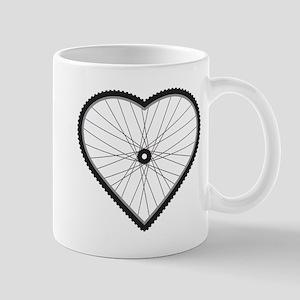Love Mountain Biking Mug