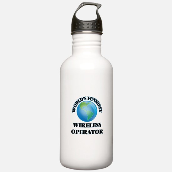 World's Funniest Wirel Water Bottle