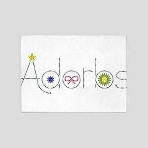 Adorbs 5'x7'Area Rug