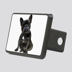 French Bulldog Puppy Portr Rectangular Hitch Cover