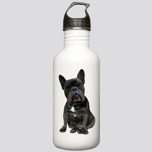 French Bulldog Puppy P Stainless Water Bottle 1.0L