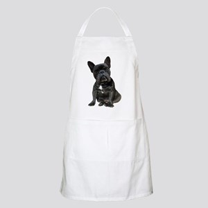 French Bulldog Puppy Portrait Apron