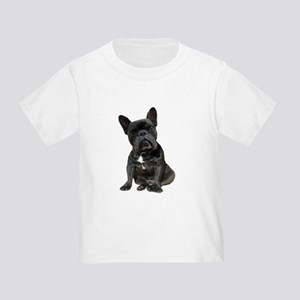 French Bulldog Puppy Portrait Toddler T Shirt