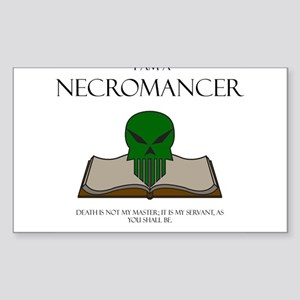 I am a Necromancer Sticker
