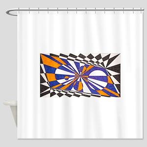Op 3 Shower Curtain