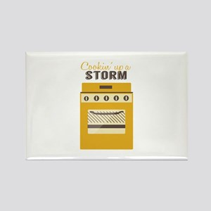 Cookin Up Storm Magnets