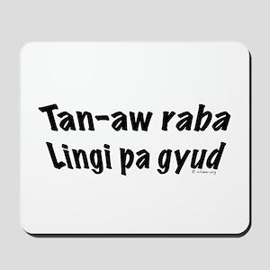 Tan-aw raba Mousepad