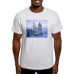 """""""Merry Yule"""" Ash Grey T-Shirt"""