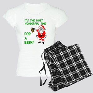 Wonderful time beer Women's Light Pajamas