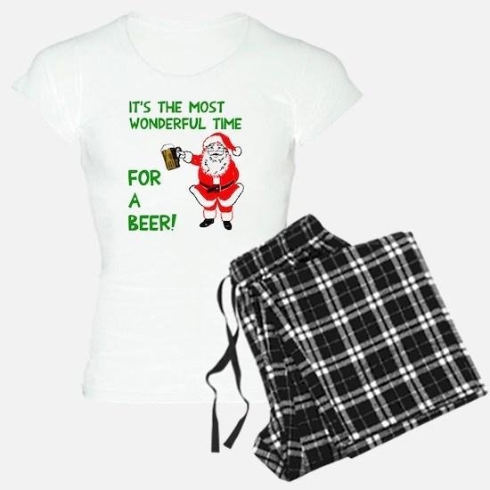 Wonderful time beer Pajamas