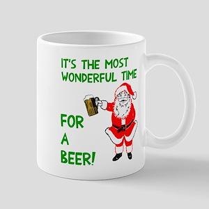 Wonderful time beer Mug
