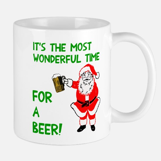 Wonderful time beer Mug