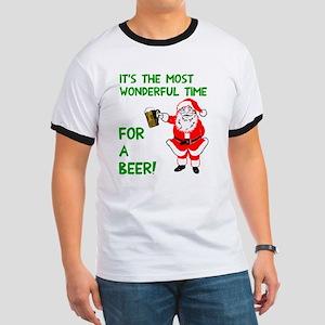 Wonderful time beer Ringer T