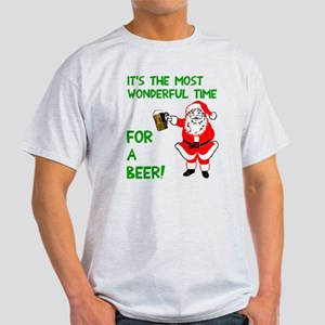 Wonderful time beer Light T-Shirt