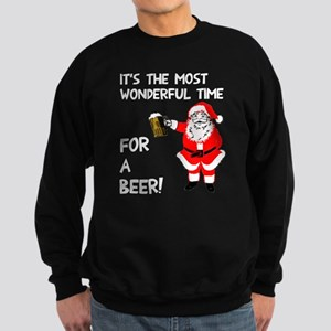 Wonderful time beer Sweatshirt (dark)