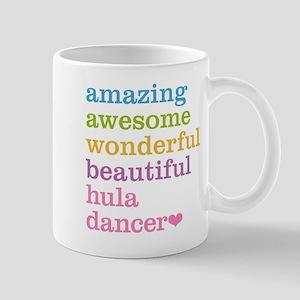 Hula Dancer Mugs