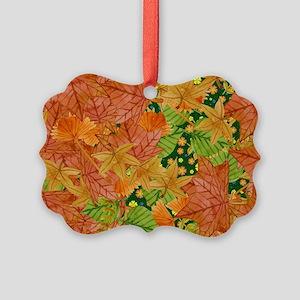 Autumn foliage Ornament