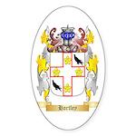 Hartley Sticker (Oval 10 pk)