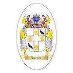 Hartley Sticker (Oval 50 pk)